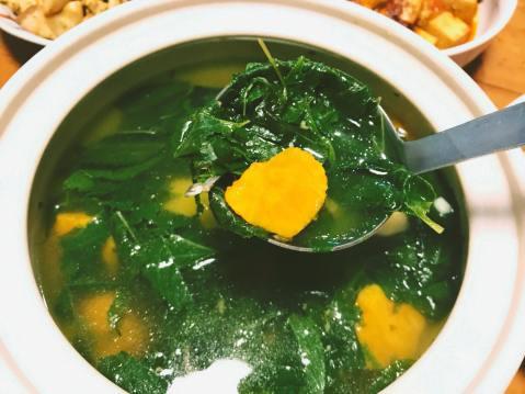 麻薏地瓜湯